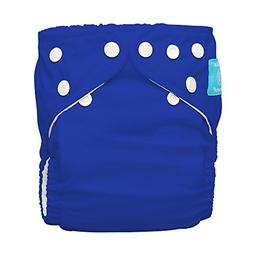Charlie Banana 2-in-1 Reusable Diapers, Royal Blue