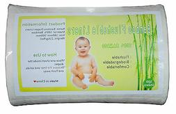 1 Roll  Bamboo Liners Flushable Biodegradable Environmental