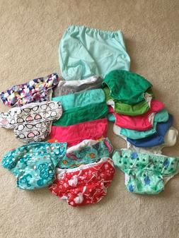 16 bumgenius cloth diapers 4.0 pocket diapers prints are new