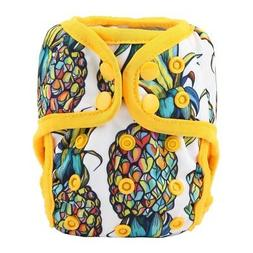 2018 NEWBORN Cloth Diaper Cover Baby Nappy Reusable 8-10lbs