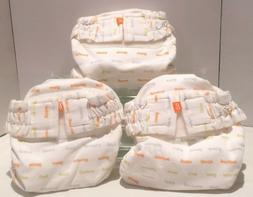 3 NEW GDIAPERS GWORD THREE GPANTS NEWBORN EXTRA SMALL 6-10 L