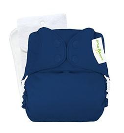 BumGenius 5.0 Pocket Cloth Diaper - Stellar - One Size - Sna