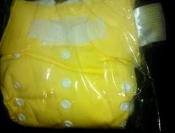 6 Pack Cloth Diapers One Size Fits All