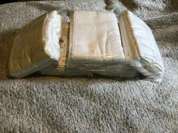 6 pack Prefold Cloth Diapers NEW