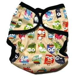 One Size Fit Most - Diaper Covers for Prefolds/Regular Inser