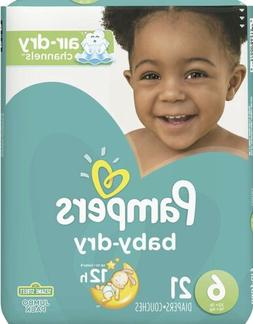 Pampers Baby Dry Diapers - Size 4-28 ct