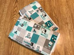 Absorbent Burp cloths baby thick 6 ply Gerber cloth diaper a