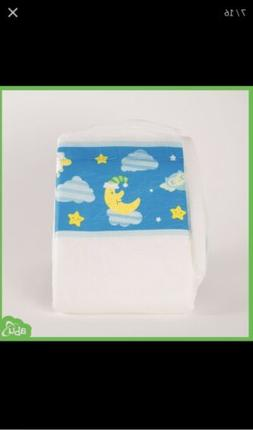 ABUniverse Cloth Backed Adult Diapers Preschool Size M Sampl
