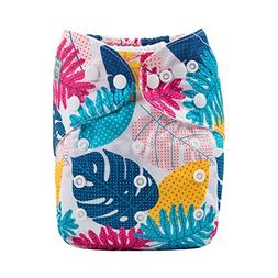 Alva Baby New Product Reuseable Washable Pocket Cloth Diaper