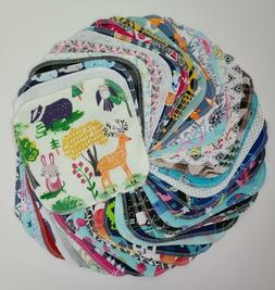 Assorted Variety 40 Cloth Wipes Baby Flannel Tissue Napkin 1