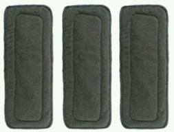 Baby 5 Layer Charcoal Bamboo Inserts Reusable Liners for Clo