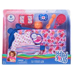 Baby Alive 75165 New Mommy Kit Doll Accessories, Multicolor