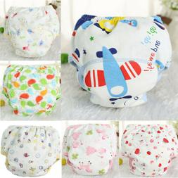 Baby Cloth Diaper Washable Baby Cotton Training Pants Pantie