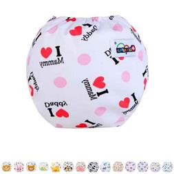 Baby Diapers Nappies Cloth Diaper Baby Cotton Training Panti