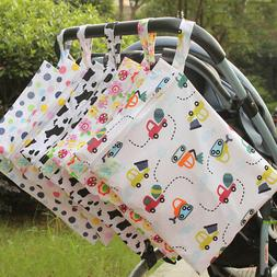 Baby Lovely Waterproof Storage Nappy Dry Wet Cloth Bag Trave