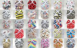KAWAII BABY ONE SIZE HAPPY LEAK-FREE CLOTH DIAPER COVER FOR