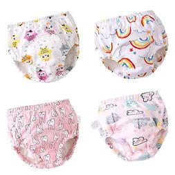 Toddler Baby Training Pant Diaper Pure Cotton Reusable Breat