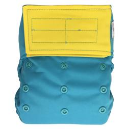 EcoAble Baby Waterproof Cloth Diaper Cover AI2, One Size 10-