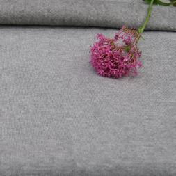 BAMBOO Charcoal Fleece Fabric, Certified Organic, for Cloth