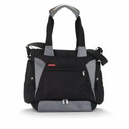 Skip Hop Baby Bento Meal-to-Go Diaper Bag, Black