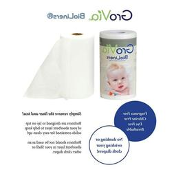 GroVia BioLiners - Unscented Diaper Liners