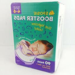 Sposie Booster Pads Doubler Baby 90 Count 3 Packs of 30 Pads