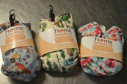 Smart Bottoms Born smart organic cloth diapers 2.1 NWT