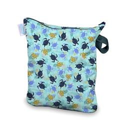 CLOTH DIAPER ACCESSORY THIRSTIES WETBAG - TORTUGA