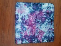 Cloth Diaper Flats Hand Dyed