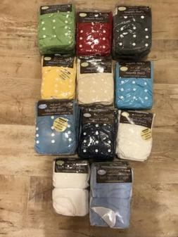 Cloth Diaper Lot Trend Lab All In Two AI2 Extra Inserts - Bo