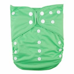 Alva Cloth Diaper Reusable Baby Big Size Washable Nappy with