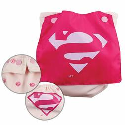 Bumkins Cloth Diaper Snap All-In-One  or Pocket with Cape, 7