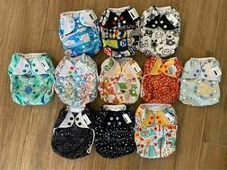 Cloth Diapers and Accessories Collection