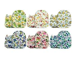Mama Koala Cloth Diapers - Lot of 6 - Brand new Flower Power