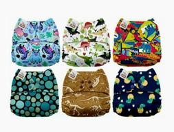 Mama Koala cloth diapers--Lot of 6--Brand new in package