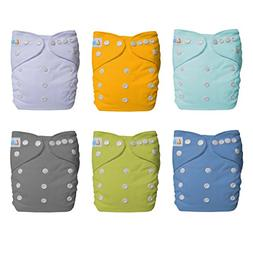 LBB Cloth Diapers Covers & Inserts, Pocket Baby Diapers, LBB