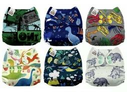 Cloth Diapers Mama Koala Stay Dry Pocket Diapers & Inserts 6
