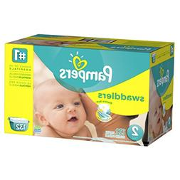 Pampers Swaddlers Diapers Size 2 Giant Pack, 132 ea