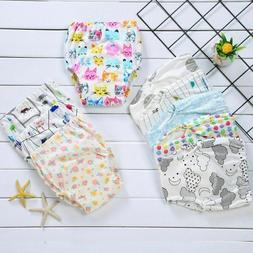 Diapers Baby For Infant Children Cotton Training Reusable Na