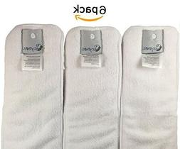 Diapers Cloth Inserts, Large  New Item White | FAST SHIP!!!