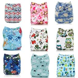 Diapers One Cloth 1 Pocket Baby Size Diapers Reusable Nappy