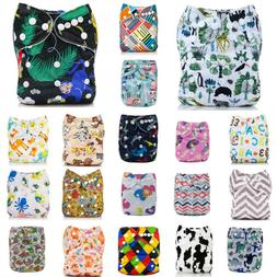 Diapers Reusable Nappy WashableCloth Diapers One Cloth 1 Poc
