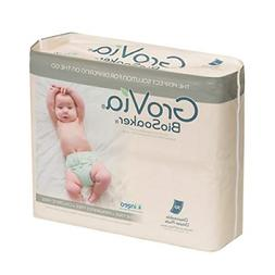 Disposable BioSoaker Pad for Baby Cloth Diapering Disposabe