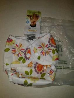 Thirsties Duo Wrap Applix Cloth Diaper Cover - Size One 6-18