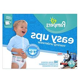 Pampers Easy Ups Training Underwear Boys Size 3T-4T , 148 Co