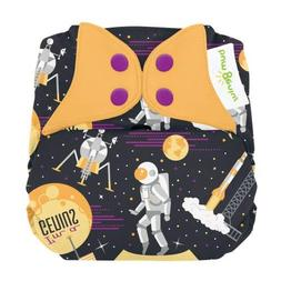 bumGenius Elemental 3.0 All-in-One One-Size Cloth Diaper wit