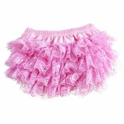 Fashion Tutu Skirt Decorative Cotton Diaper Cover for Newbor
