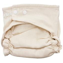 OsoCozy Fitted Bamboo Organic Cloth Diaper )