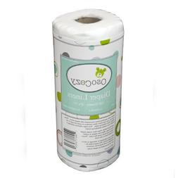 Osocozy Flushable Diaper Liners - 3 Pack by OsCozy