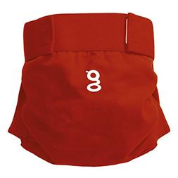 gDiapers Good Fortune Red gPants, Medium